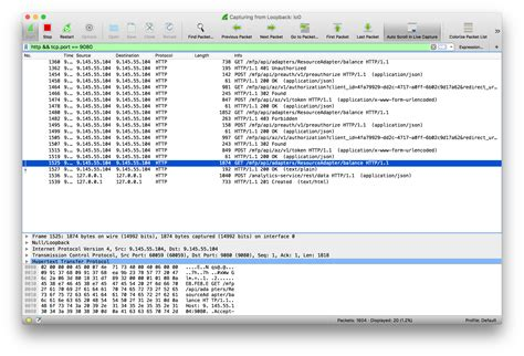 wireshark ios tutorial debugging javascript cordova web applications ibm