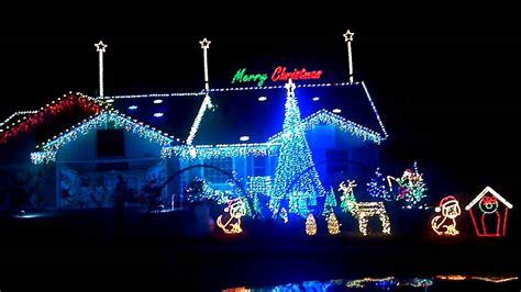 More Christmas Lights To Music In Boise Idaho Youtube Lights Boise Idaho
