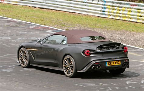What Is An Aston Martin by Aston Martin Vanquish Zagato Volante And Speedster 2018