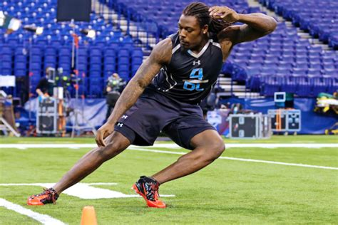 most bench press nfl combine jadeveon clowney combine results and instant reaction