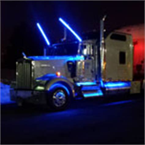 led lights for semi trucks rgb color changing interior signs 12vdc ecolocity