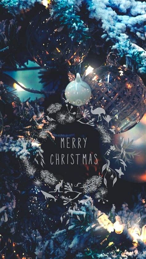 merry christmas holiday greeting background wallpaper lock screen  android cellphone