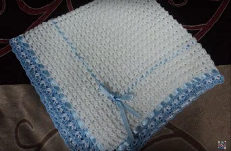 como tejer colchas para bebe bordar tejer crear y compartir cobijita para beb 201 a