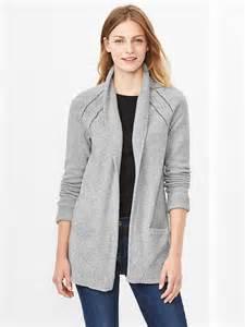 Sweater Gap Original gap grey cardigan sweater tunic