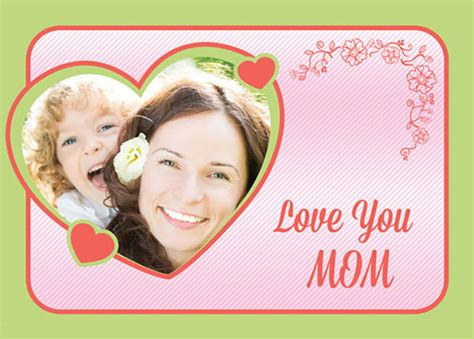 mothers day card psd template 25 best free printable happy mothers day cards 2014