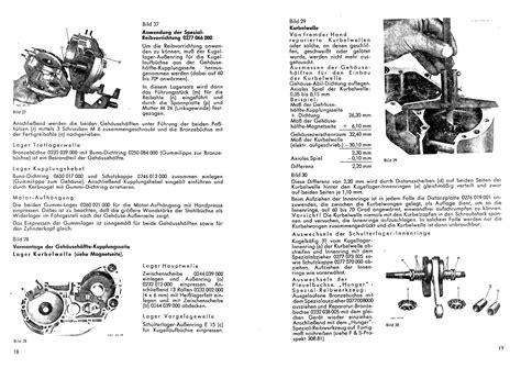 Sachs Motor Werkstatt by Moped Garage Net Sachs 50 2 Motor Reparatur