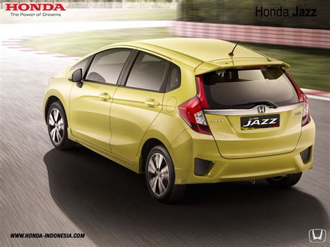Alarm Mobil Honda Jazz Rs spesifikasi fitur dan harga mobil honda all new jazz rs