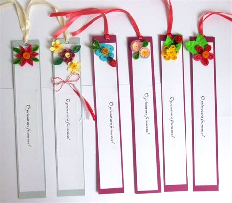 bookmark crafts for bookmarks my crafts