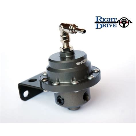 L Fuel Types by Tomei Adjustable Fuel Pressure Regulator Type L Right Drive