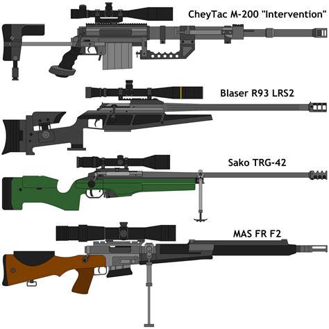 mw2 best sniper some bolt sniper rifles by deeveecee on deviantart