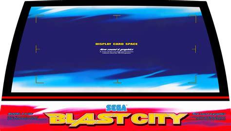 sega blast city arcade otaku wiki