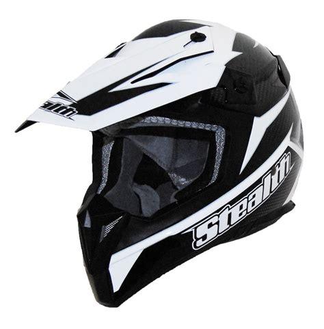 vega motocross helmets 294 99 vega stealth flyte carbon fiber helmet 199381