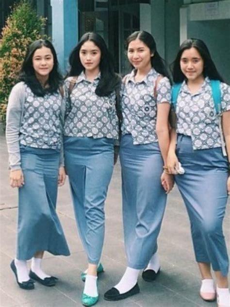 Baju Anak Smara 3 Gaya Andalan Anak Sma Ketika Memakai Seragam Fashion
