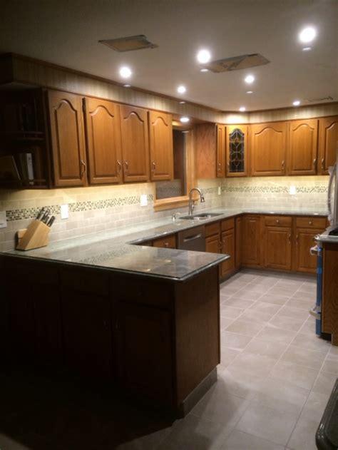 kitchen cabinet led strip lighting