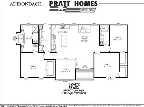 home floor planner adirondack floor plan pratt homes