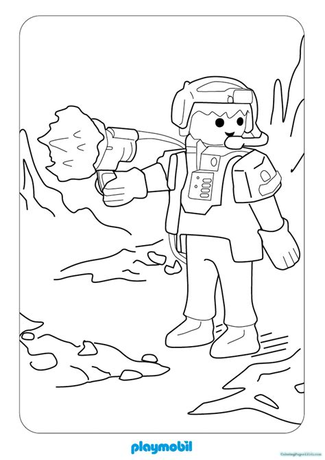 coloring in pages printable playmobil cing coloring pages printable playmobil