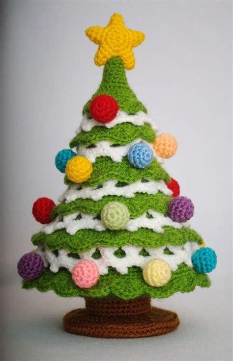 pintrest crochet christmas best 25 crochet trees ideas on