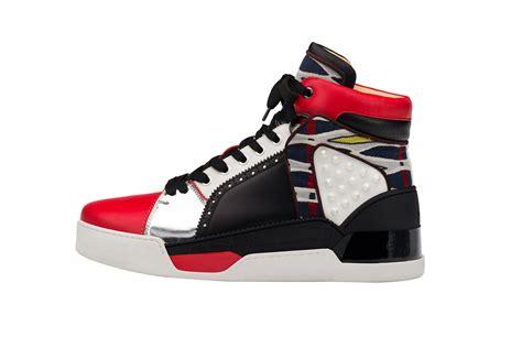 christian louboutin debuts new loubikick s sneakers footwear news