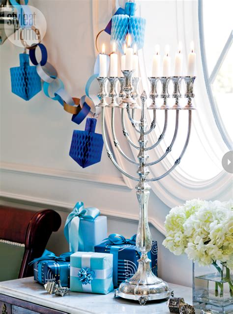 hanukkah home decor interior hanukkah home decor style at home