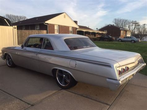62 impala for sale 62 chevy impala for sale chevrolet impala 1962 for sale