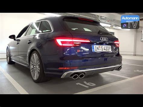 2017 Audi S4 Avant (354hp) pure SOUND (60FPS) YouTube