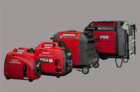 Honda Small Home Generators Honda Portable Generators