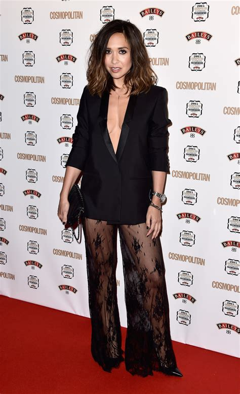 Carpet Myleene Klass At Mayfair Personality Of The Year Event by Myleene Klass Photos Photos Cosmopolitan Ultimate