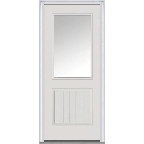 Milliken Doors by Truporte Grand 48 In X 80 In 2030 Series 3 Lite Tempered