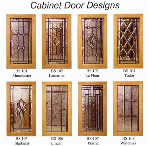 kitchen cabinet doors with glass panels 25 best ideas about stained glass cabinets on pinterest