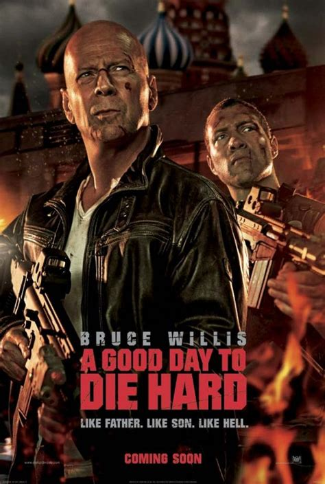5 Jaket Gooday a day to die mcclane leather jacket filmjackets