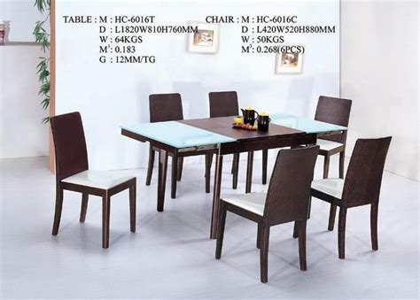 modern dining room furniture glass dining tables bar