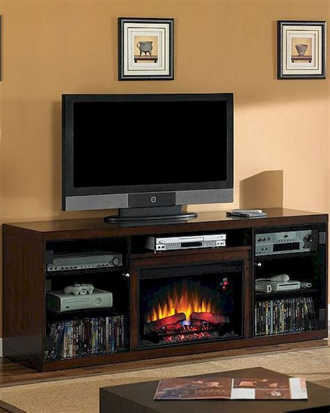 Fireplace Television Consoles by Classic 70 Quot Fireplace Tv Console Ts