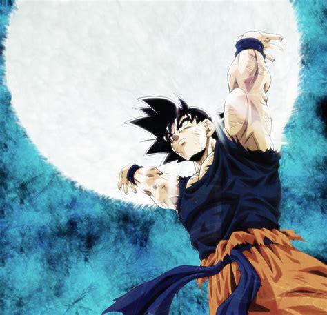 imagenes de goku haciendo la genkidama info sobre dragonball z personajes megapost taringa