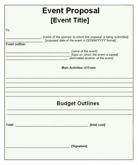 the 25 best event proposal ideas on pinterest event