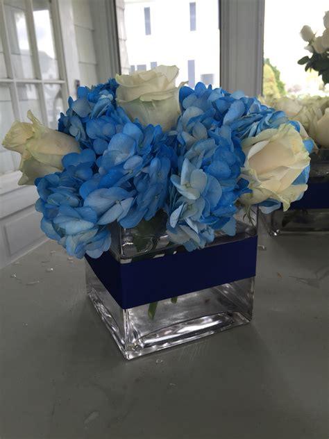 centerpiece for a boy s communion fresh flower