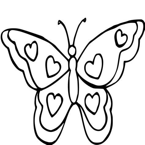 Coloriage Papillon En Ligne Gratuit