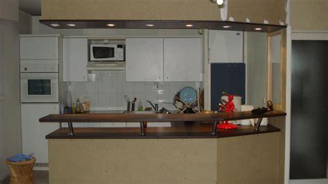 bar s駱aration cuisine salon conseils pour d 233 co cuisine am 233 ricaine salon