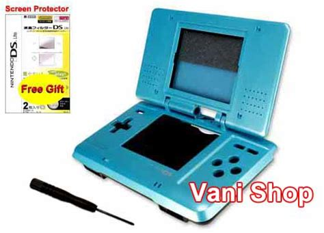 Suit Up Your Nintendo Ds by What I Did Today Nintendo Ds Replacement Techcrunch