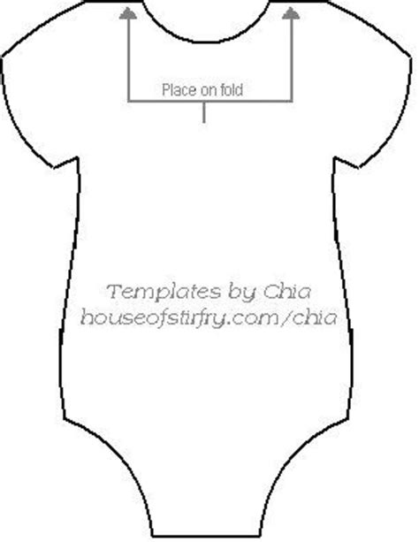 onesie with a vest card template onesie pattern cakecentral