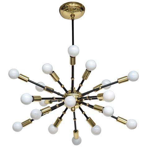 sputnik chandelier mid century italian sputnik chandelier at 1stdibs