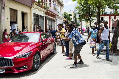 Cuba Search Infiniti Q60 Is The New Us Car That Entered Cuba In 58 Years Fortune