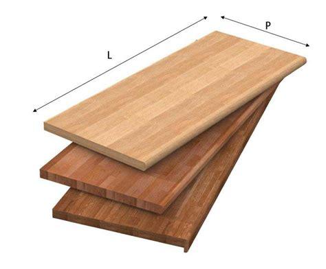 top per cucina in legno top per cucine in legno lamellare massello