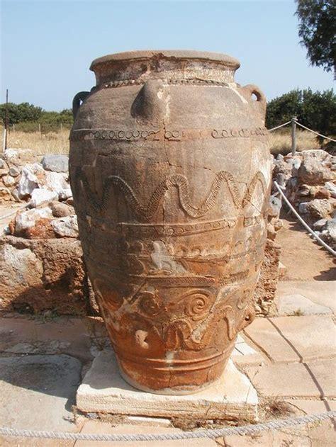 vasi minoici phytoi vasi minoici in cui venivano messi i cibi da