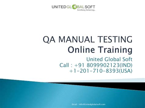 online tutorial jobs in bacolod city manual testing in qa full version free software download