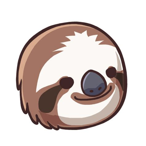 sloth clipart clip free sloth search of the trees