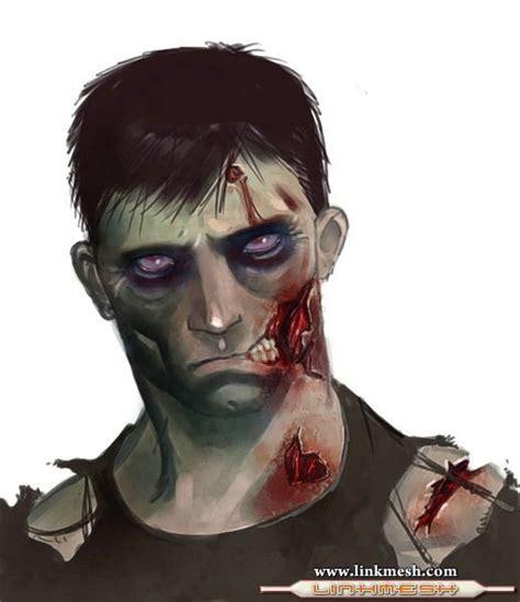 cara cortada cara cortada zombis