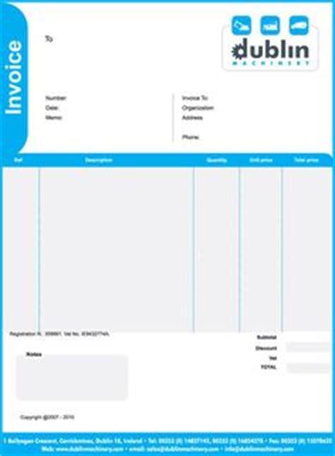 fancy invoice template 1000 images about fancy business forms on