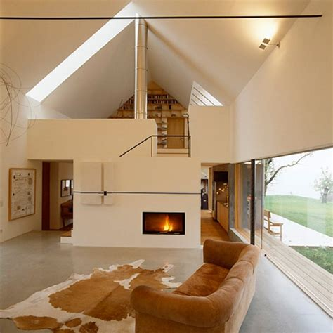 living room roof design farm house transformation u shaped open structure in coherent context home improvement inspiration