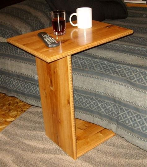 under couch tray table free tray table plans how to build a tv tray table