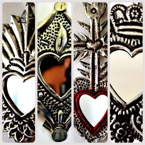 mex crafts imports montage of our little mexican hearts